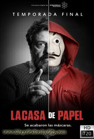 La Casa De Papel Temporada 2 [720p] [Castellano] [MEGA]