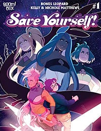 Read Save Yourself! comic online
