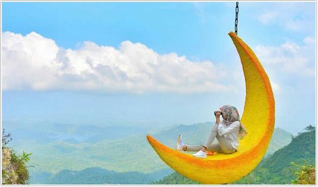 Gardu Pandang Gunung Gajah;10 Top Destinasi Wisata Kulon Progo