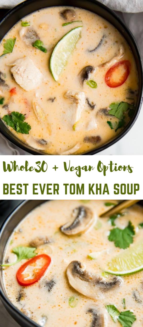 Best Ever Tom Kha Gai Soup #whole3o #paleo