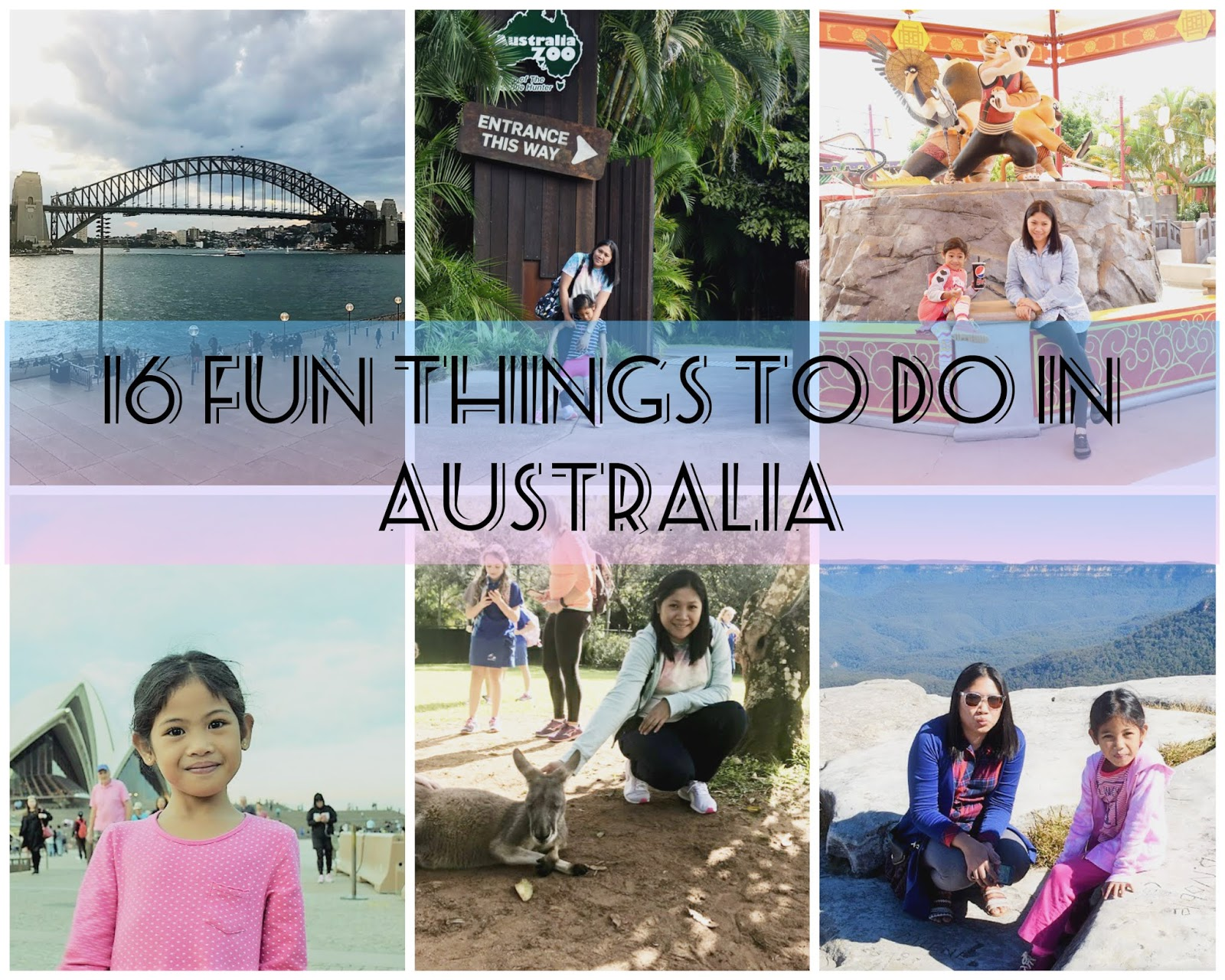 16 Fun Things to do In Australia