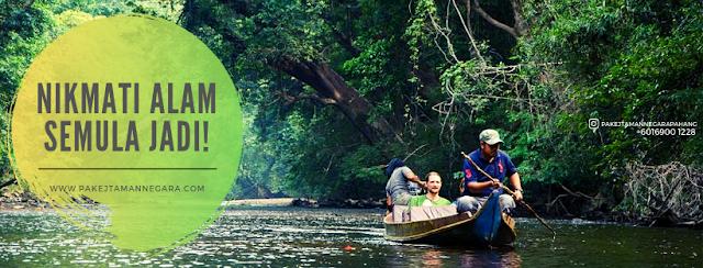 Taman Negara Pahang 2019 , Hutan Taman negara Aktiviti