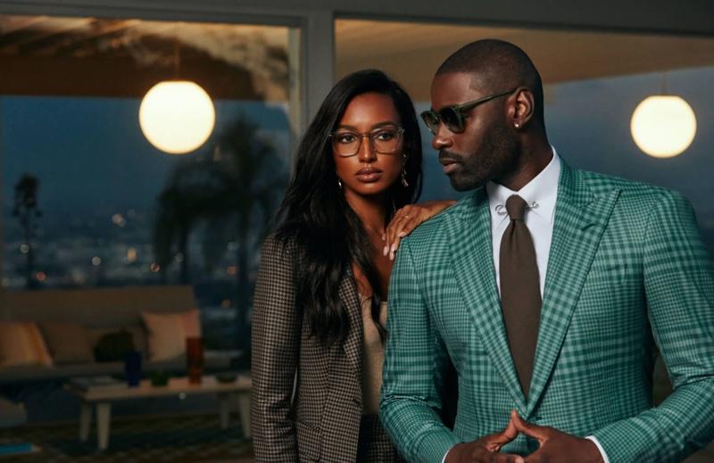 Oliver Peoples x Frére Eyewear Campaign