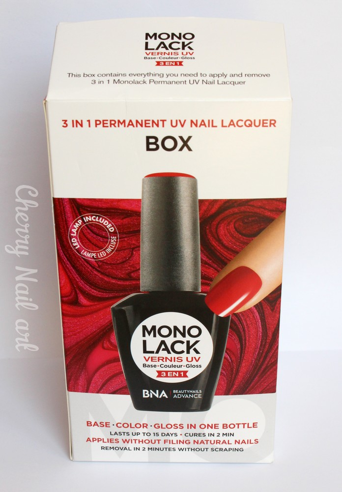 kit monolack permanent bna beautynails advance