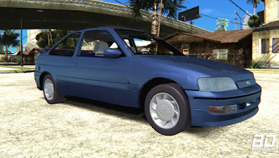 Download mod carro Ford Escort XR3 1995 , GTA San Andreas , GTA SA PC