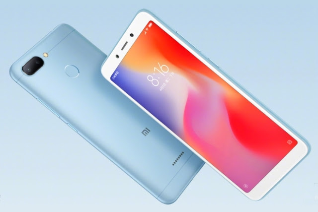 Xiaomi Redmi 6 Specifications - Inetversal