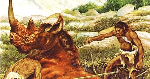 manusia purba prasejarah