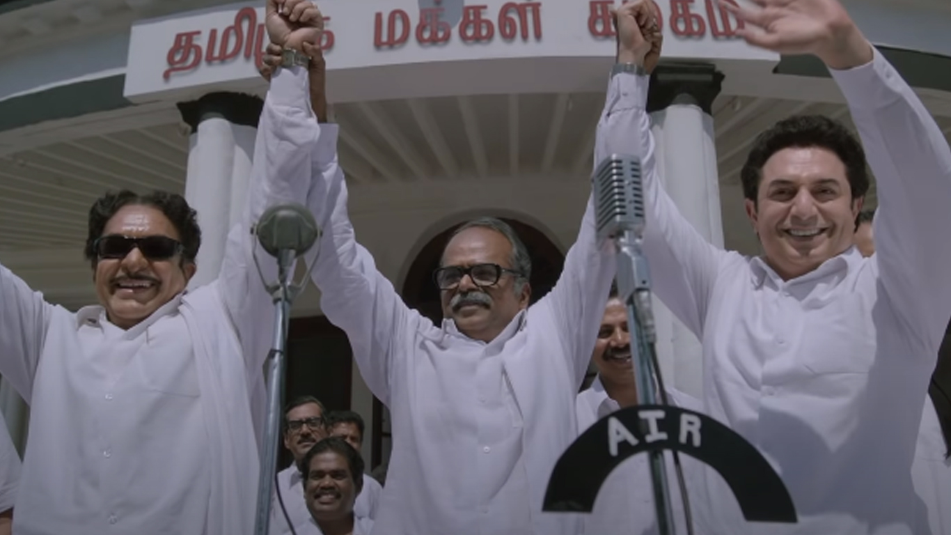 Thalaivi Tamil Movie Official Trailer