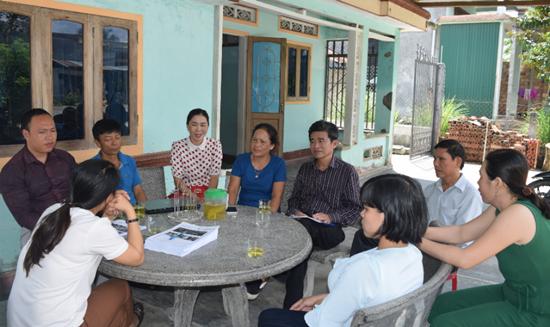 Tổ chức truyền thông phòng chống bệnh sốt xuất huyết Dengue kết hợp trong đợt giám sát Mô hình cộng đồng tự quản