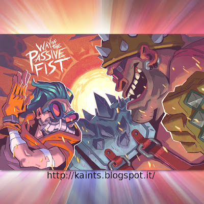 Way Of The Passive Fist della Household Games