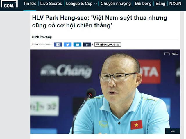 ĐT Việt Nam kịch chiến Thái Lan: Báo châu Á khen Tuấn Anh và hàng thủ 2