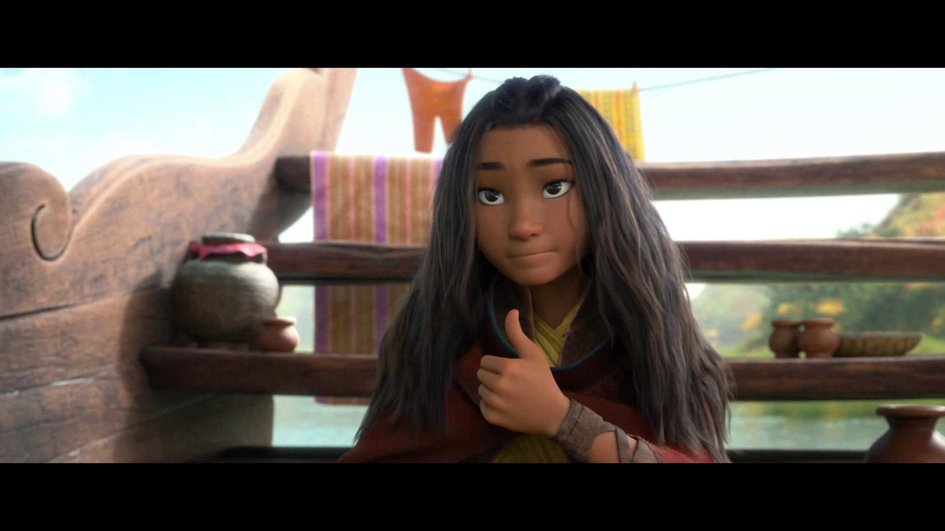 Raya y El Último Dragón (2021) 1080p BRrip Latino