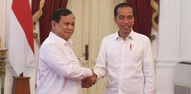 Wibawa Prabowo Bisa Pudar Jika Terus Di Lingkaran Jokowi