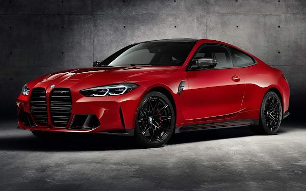 BMW M4 Competition Coupé ganha série de enfeites Kith