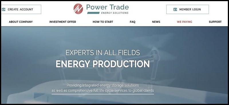 Мошеннический сайт powert.biz – Отзывы, развод. Компания Power Trade мошенники
