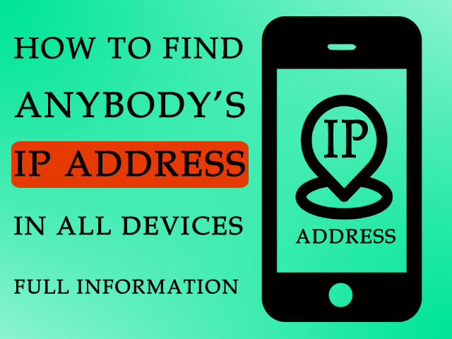 how-to-find-ip-address