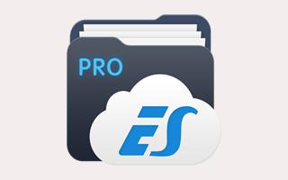 Download ES File Explorer Pro  full