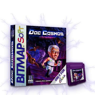 doc cosmos game boy color