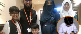 10-Year-Old Hafidh Wins Technology Award at Global AI Championships in Silicon Valley