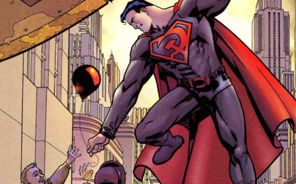 Warner Bros. Allegedly Considering A Live-action Film Where Superman Is Part Of The Soviet Union.