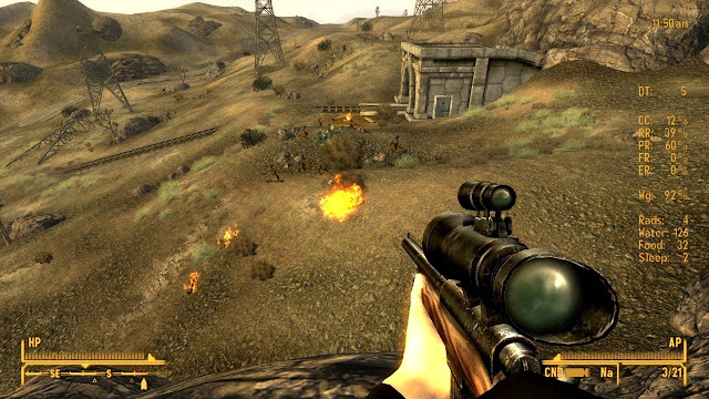 Download Fallout New Vegas UE