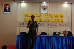 "Komandan Korem 143/HO : ""Selalu Bangga Menjadi Warga Negara Indonesia"""