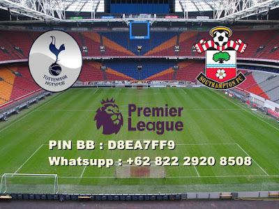Prediksi Liga Inggris, Tottenham Hotspur Vs Southampton 26 Desember 2017