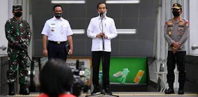 Jokowi Percaya Anies Lebih Hebat