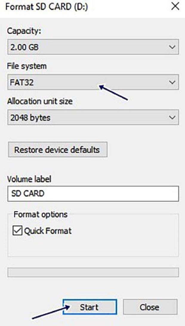 MicroSD Kamu Tidak Bisa Diformat Android ? S P C E.com Punya Cara, Lakukan ini Secepatnya
