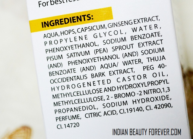 Dr. Batra's Hair Vitalizing Serum Review - Indian Beauty ...