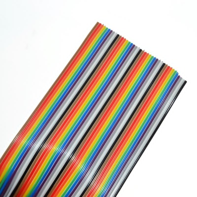 40P Colored Ribbon Wire Roll 40 core 16 strands 3M Electronix Cebu Philippines Electronics parts and components supplier online store