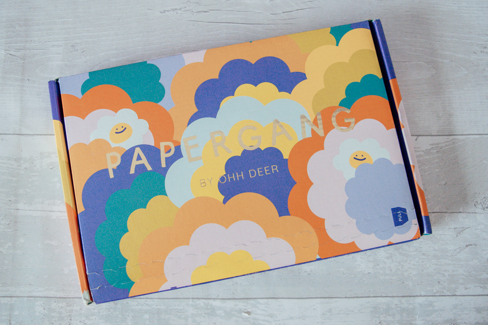 Papergang box packaging