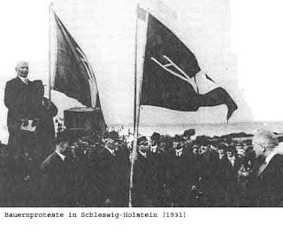 Landvolk, Claus Heim, Von Salomon, rivoluzione conservatrice, nazbol, nazional socialismo