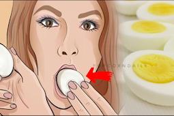 9 Hal Yang Akan Terjadi pada Tubuh Anda Jika Anda Mulai Makan 2 Telur Sehari
