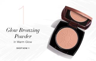 Avon Glow Bronzing Powder
