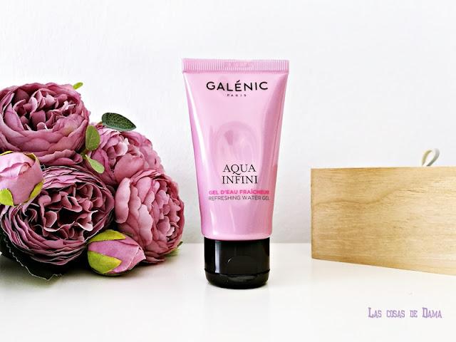 AQUA INFINI Gel de Agua Refrescante Galénic dermocosmetica farmacia belleza skincare