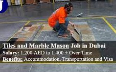 Urgently Looking for Marble Mason & General Mason For Construction Company in Dubai