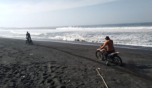 Pencarian nelayan yang hilang
