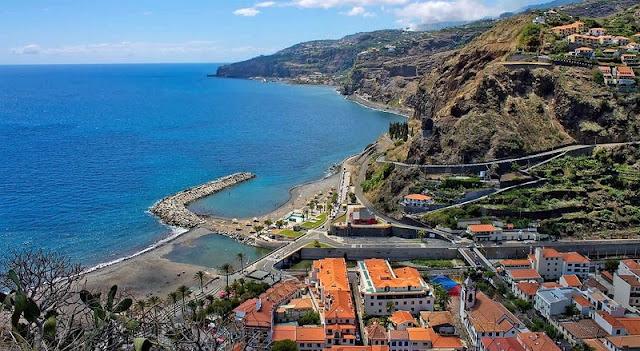 Ribeira Brava isla de Madeira