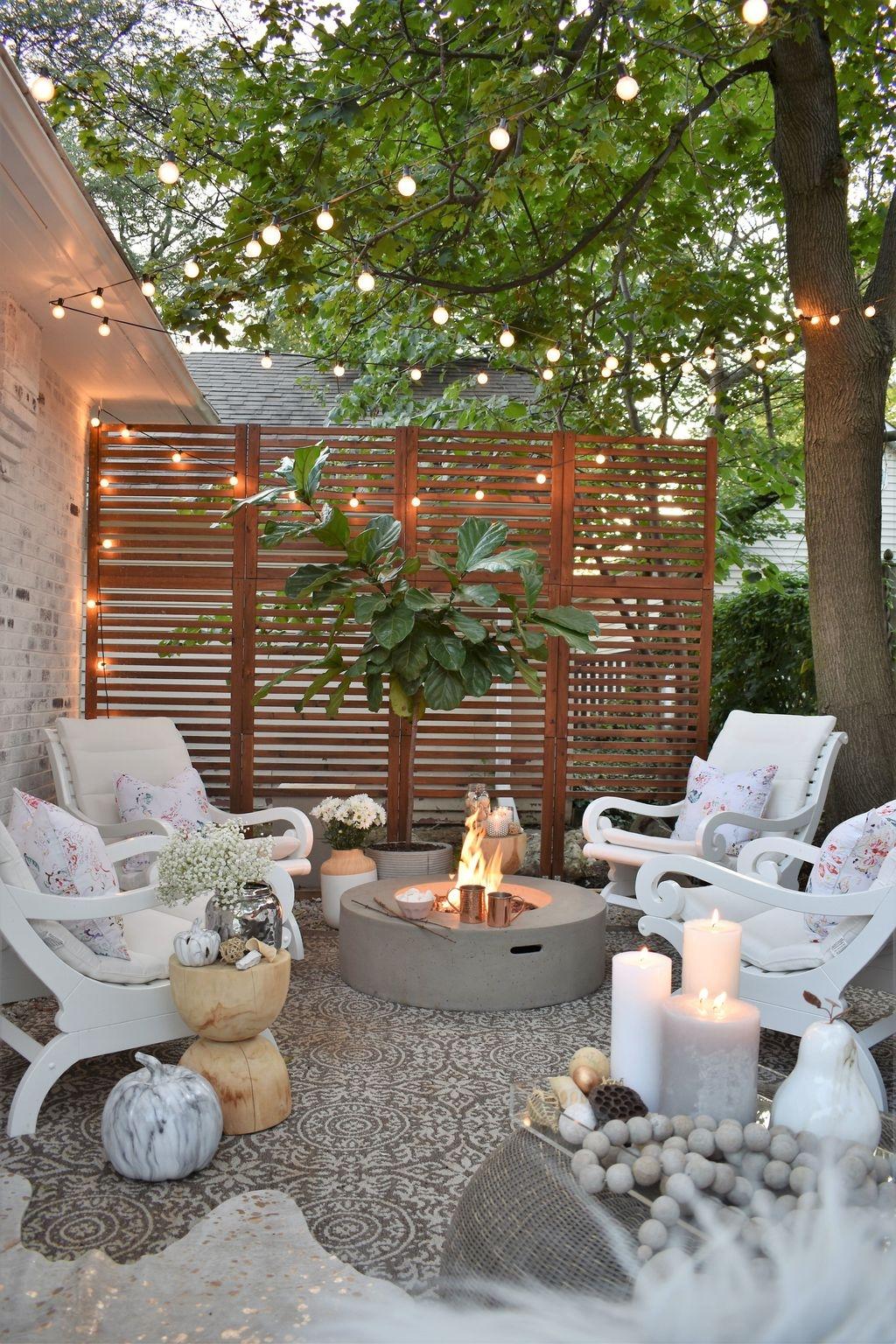 stunning backyard landscaping design idea