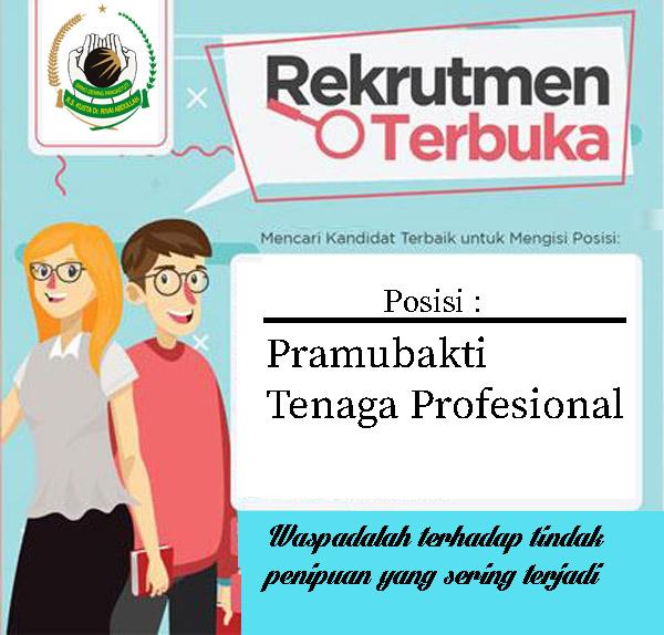 Loker Rumah Sakit Palembang