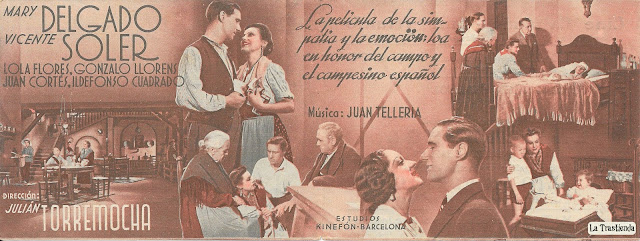 Programa de Cine - Un Alto en el Camino - Lola Flores - Mary Delgado