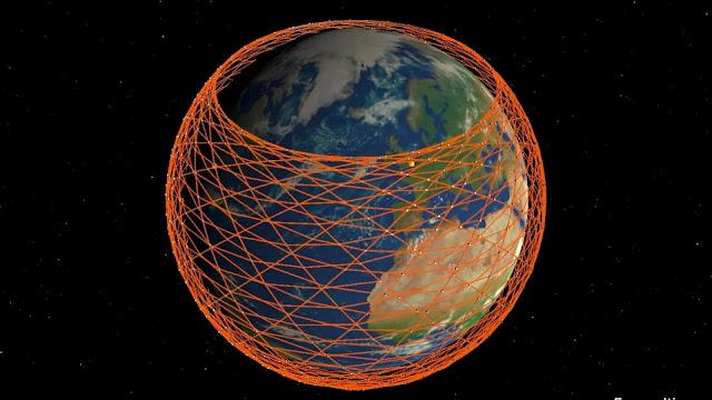 Hệ thống Starlink toàn cầu