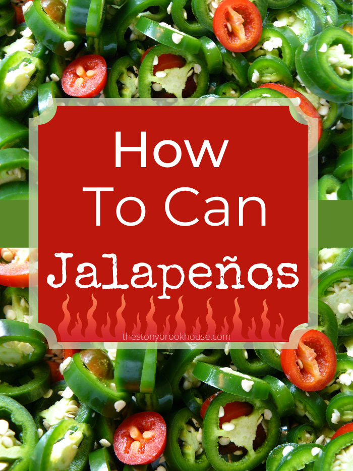 How To Can Jalapeños