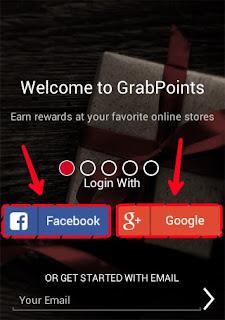 Mendaftar Ke Grabpoint