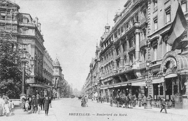 la belgique des quatre vents la belgique d antan bruxelles ville photos entre 1850 et 1935