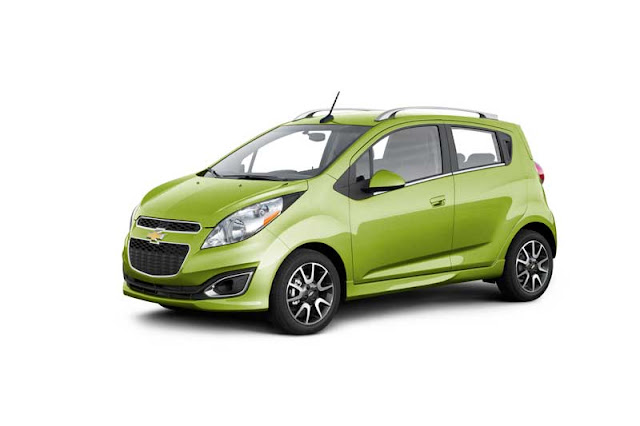 Chevrolet Spark pricing to start at $12,995.