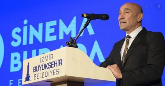 Başkan Soyer'den Sinema İzmir müjdesi