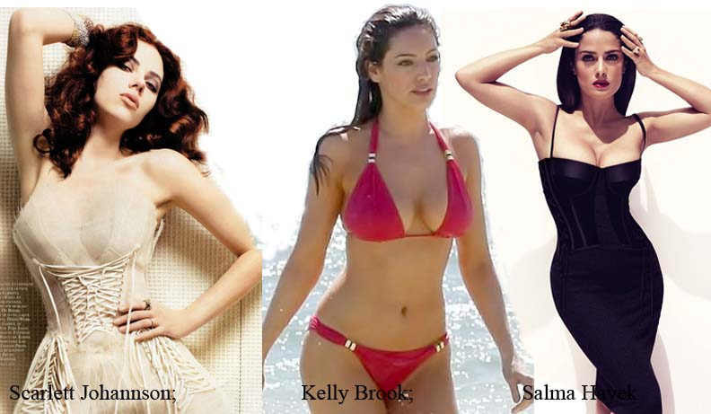 Remarkable, Beautiful hourglass shaped women right!