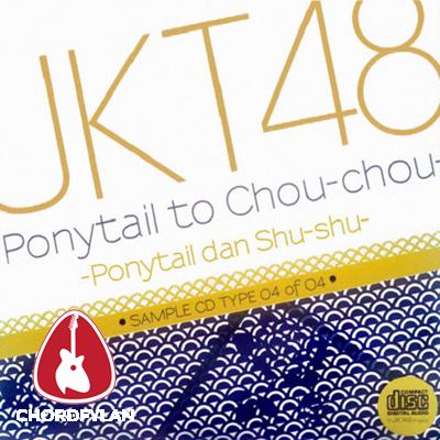 Lirik dan chord Ponytail To Shushu - JKT48